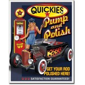 Plaque Quickies Pump & Polish