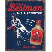 Plaque Bertman Ball Park Mustard
