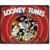 Plaque Looney Tunes Family
