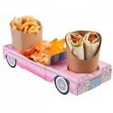 Boîte Repas En Carton Pink Cadillac (x250)