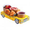 Boîte Repas En Carton Yellow Taxi Cab (x250)