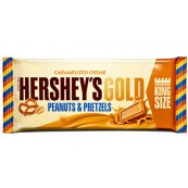 Barre chocolatée Hershey's Gold