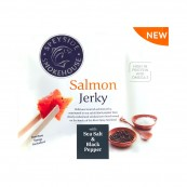 Speyside Salmon Jerky Sea Salt & Black Pepper