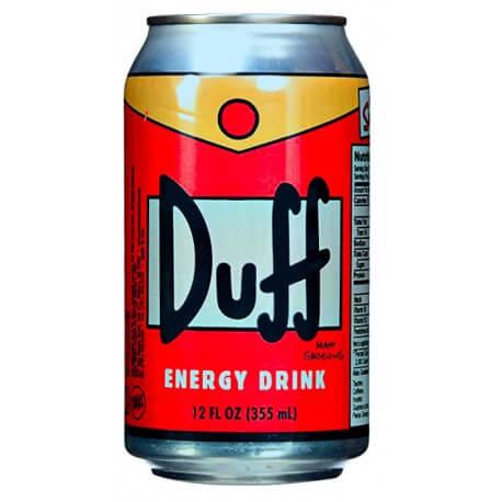 Duff Boisson energétique