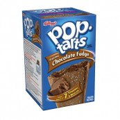 Kellogg's Pop Tarts au chocolat avec glacage: «Kellogg's Pop tarts frosted chocolate Fudge»