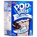 Kellogg's Pop Tarts cookies oreo et glaçage sucre: «Kellogg's Frosted Cookies & Cream Pop-Tarts»