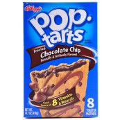 Kellogg's Pop Tarts aux pépites de chocolat: «Kellogg's Frosted chocolate chips Pop-Tarts»