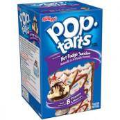 Kellogg's Pop Tarts goût glace sundae avec glacage: «Kellogg's hot fudge sundae Pop-Tarts»
