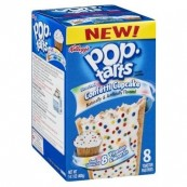 Kellogg's Pop Tarts goût cupcake avec glacage: «Kellogg's confetti cupcake Pop-Tarts»