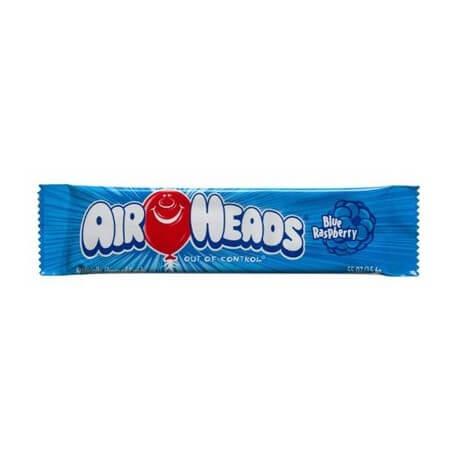 Bonbon Airheads à la framboise (x2): «Airheads raspberry taffy candy»