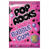 Bonbon Pop rocks goût Bubble gum : « Pop rocks Bubble Gum »