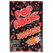 Bonbon Pop rocks goût Fraise : « Pop rocks strawberry »