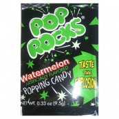 Bonbon Pop rocks goût pastèque : « Pop rocks watermelon »
