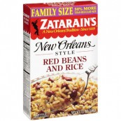 Zatarin's Riz et haricots rouges façon Nouvelle-Orléans: « Zatarain's New Orleans Style Red Beans And Rice»