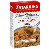 Zatarin's Riz Jambalaya façon Nouvelle-Orléans: « Zatarain's New Orleans Style Jambalaya mix rice»