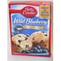 Préparation pour gâteau « muffin à la myrtille » Betty Crocker : « Betty Crocker blueberry muffin mix »