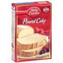 Préparation pour « quatre quart » Betty Crocker: « Betty Crocker pound Cake Mix»