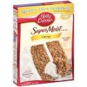 Préparation pour gâteau « moelleux à la carotte » Betty Crocker : « Betty Crocker super moist carrot mix »