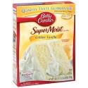 Préparation pour gâteau moelleux à la vanille Betty Crocker