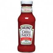 Sauce chili de chez Heinz: «Heinz chili sauce»