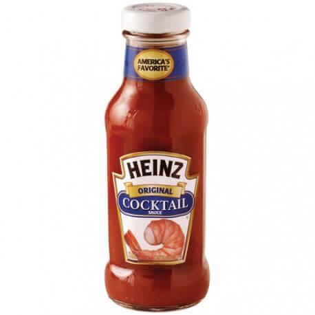 Sauce cocktail Heinz: «Heinz cocktail sauce»