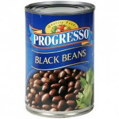 Haricots noirs progresso : « Progresso Black beans »