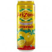 Thé glacé Arizona limonade : « Arizona Lemonade »