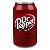Soda Dr Pepper Original : « Dr Pepper original »