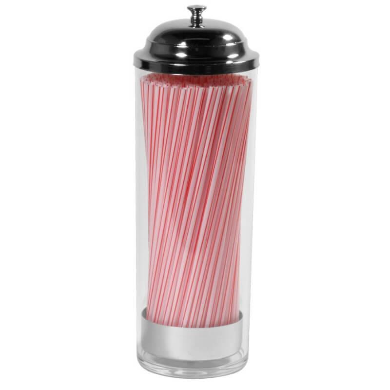 Distributeur De Paille : distributeur de pailles straws us way of life ~ Teatrodelosmanantiales.com Idées de Décoration