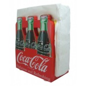 Porte serviettes coca cola : «Coca-Cola napkins holder»