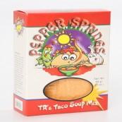 Soupe de Taco de TR'S : «TR's Taco soup mix»