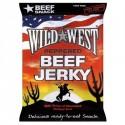 Viande séchée wild west poivrée : « Jack link's wild west peppered »