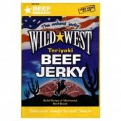 Viande séchée wild west Teriyaki : « Jack link's wild west Teriyaki »