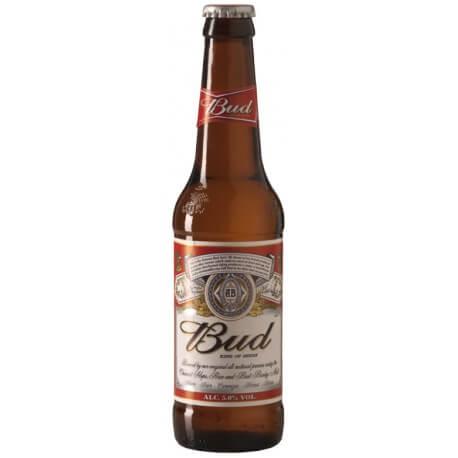 Bière « Américaine » BUDWEISER – Bud Beer