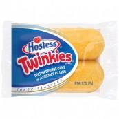 """Génoise fourrée à la crème : """"Twinkies Hostess"""""""