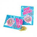 Bonbon Pop rocks goût Barbe à papa: «Pop rocks cotton candy»