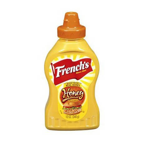 French's Honey Mustard - Moutarde au miel américaine