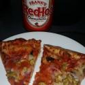 """FRANCK'S sauce épicée cayenne : """" REDHOT Franck's Original pepper sauce"""""""