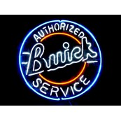 Enseigne néon lumineuse Buick