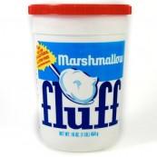 Fluff saveur vanille Grand Modèle
