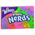 WONKA RAINBOW NERDS - Assortiments de bonbons américains