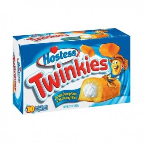 Gâteau Hostess Twinkies (Boite) x10