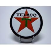 Logo Texaco lave émaillée