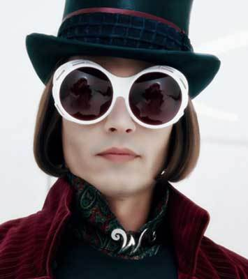 Willy Wonka Portrait