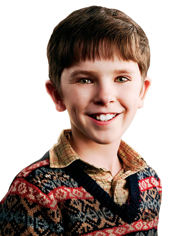 Charlie Bucket Portrait