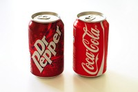 DR PEPPER VS COCA COLA