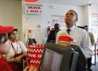 Five Guys le fast food préféré de Barack Obama débarque en france